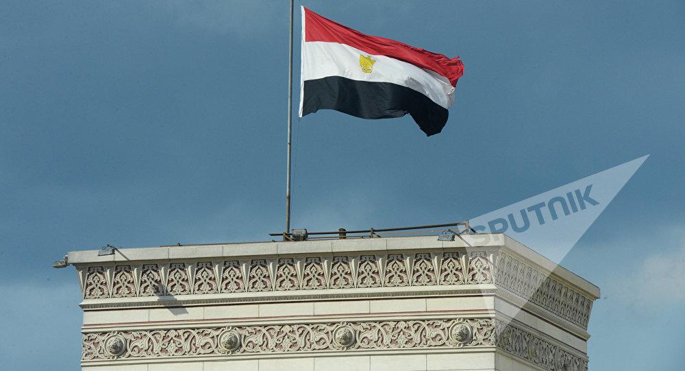 ეგვიპტის სახელმწიფო დროშა