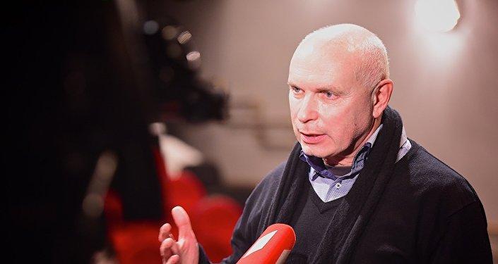 Профессор Академии МГИМО Евгений Кожокин