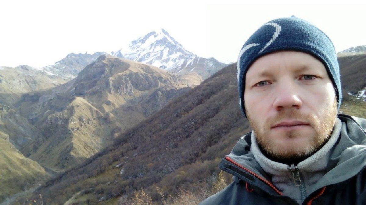 Денис Шапиро в Грузии