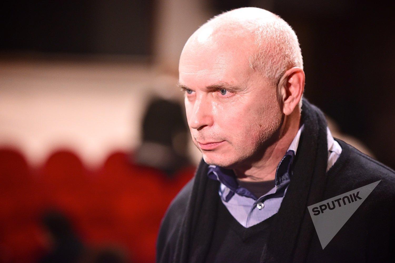 Профессор Академии МГИМО, автор фильма Русские и грузины Евгений Кожокин