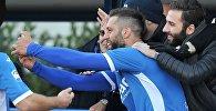 Нападающий сборной Грузии по футболу и итальянского Эмполи Леван Мчедлидлзе
