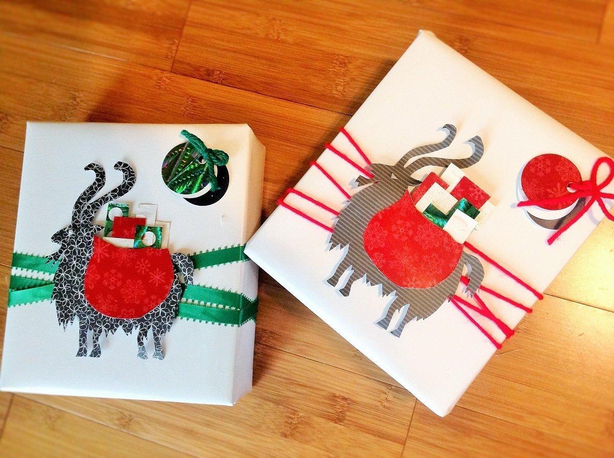 Подарки на праздник Йоль