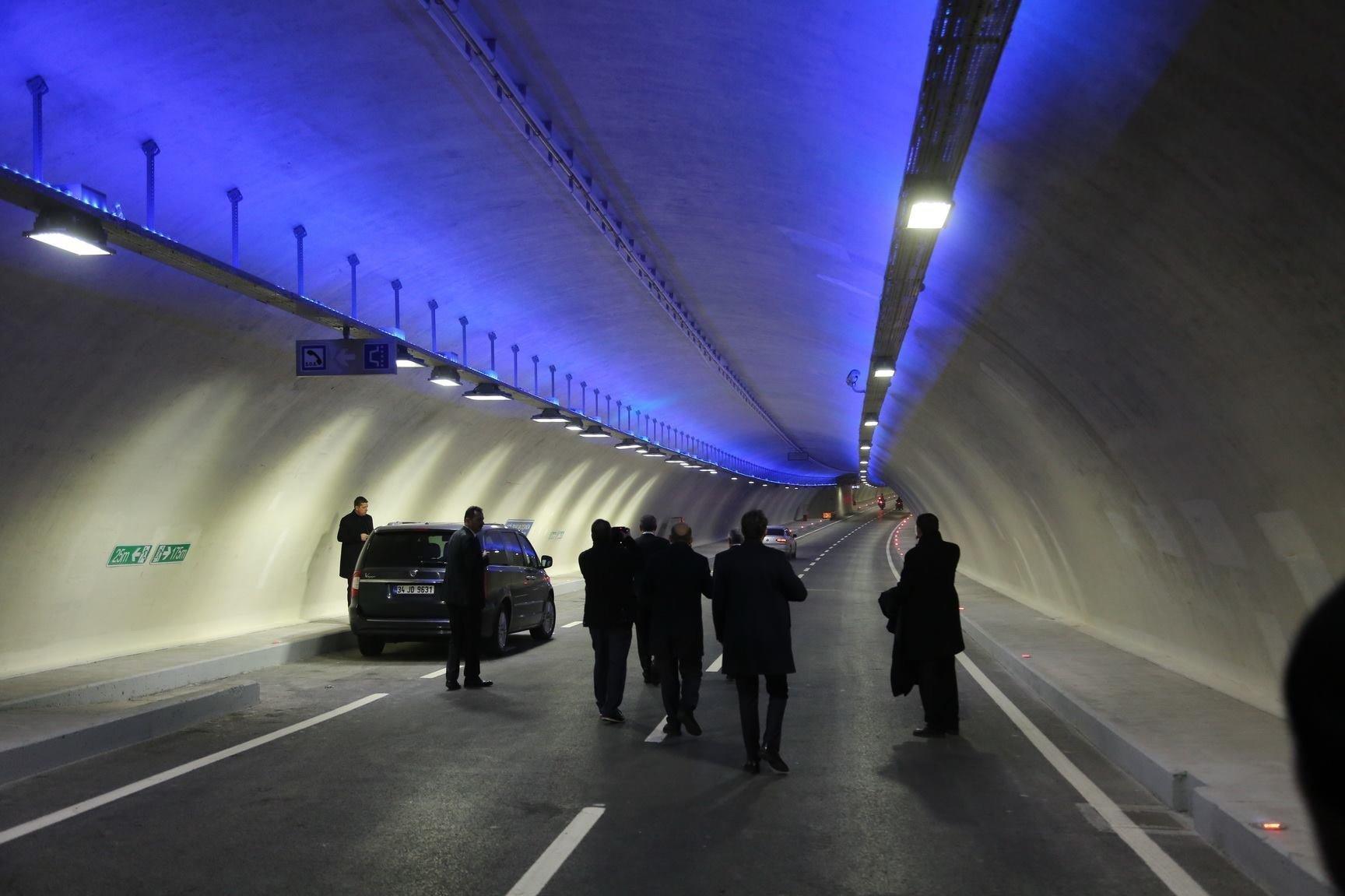Подводный Евразийский тоннель, связывающий континенты Европы и Азии