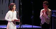 Певица Кети Мелуа получила Орден Чести