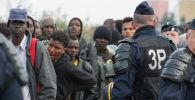 მიგრანტები საფრანგეთში