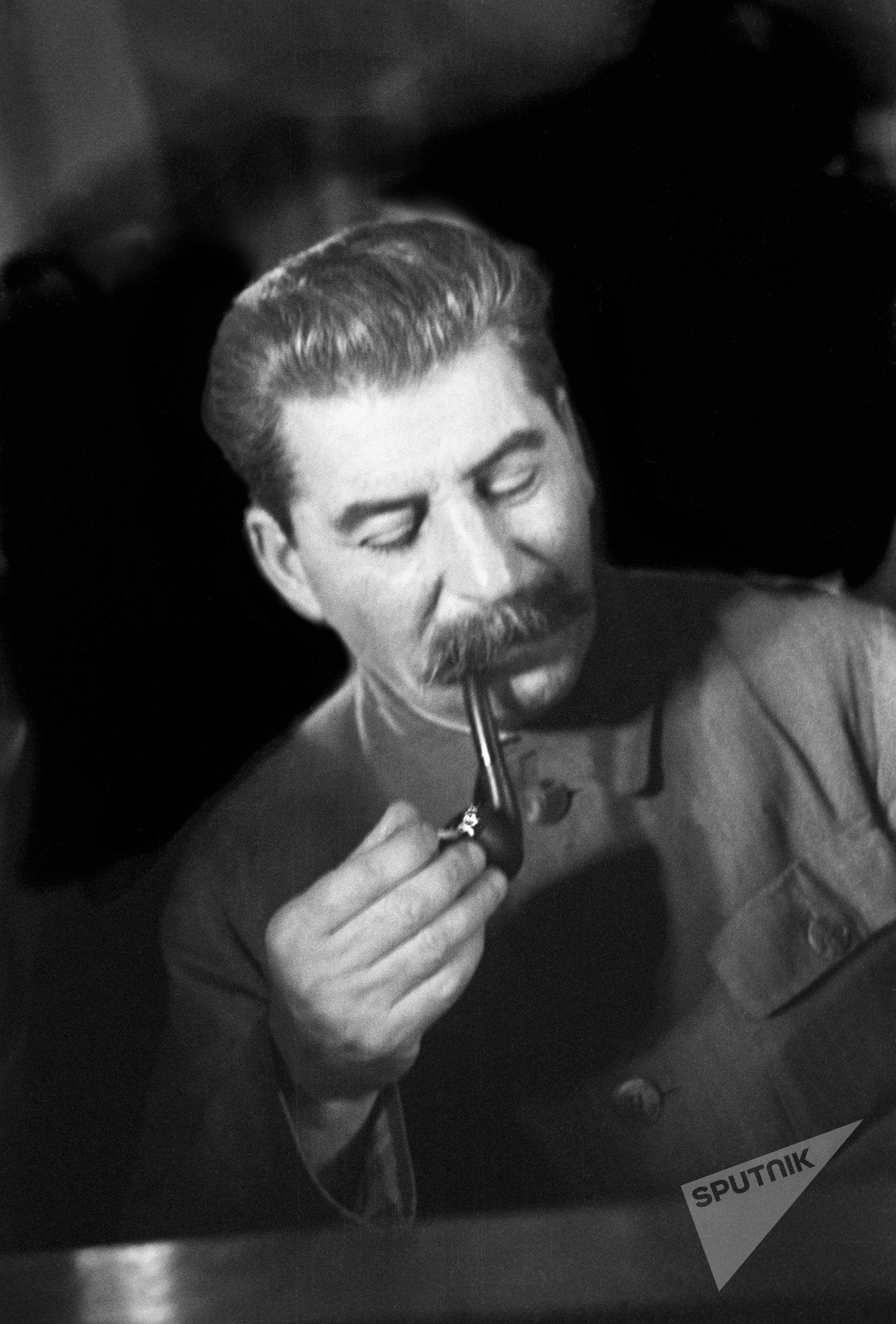 Архивная фотография Иосифа Сталин