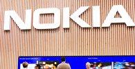 Стенд компании Nokia
