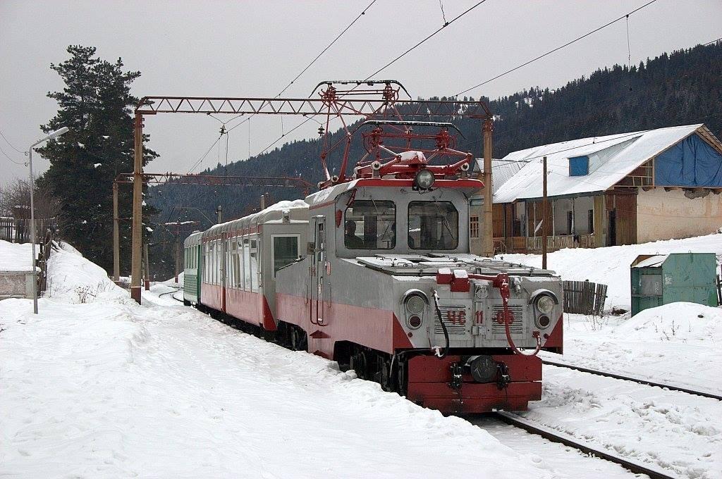 კუკუშკა მატარებელი