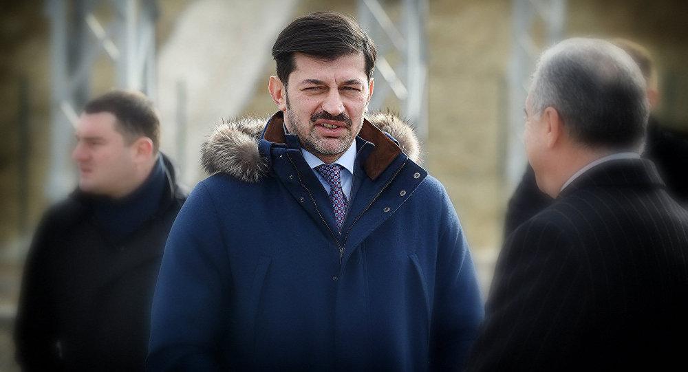 Министр энергетики Грузии Каха Каладзе