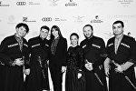 Моника Беллуччи и Aragvi Band