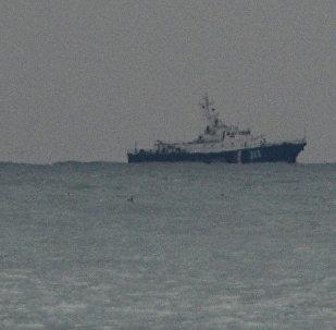 Поисково-спасательная операция в Черном море
