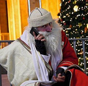 Грузинский Дед Мороз - Товлис бабуа
