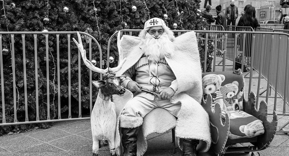 თოვლის ბაბუა