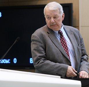 Директор Института США и Канады РАН, член-корреспондент РАН Сергей Рогов