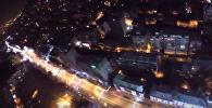 Прыжок с Axis Towers в Тбилиси