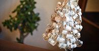 Новогодние украшения: танцующая елочка Эленико
