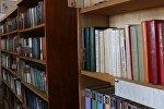 Библиотека в Панкисском ущелье