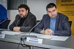 Дмитрий Брегвадзе и Александр Беженцев