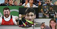 Топ-7 грузинских спортсменов 2016 года