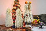 Чичилаки: традиционный новогодний символ и украшение в Грузии