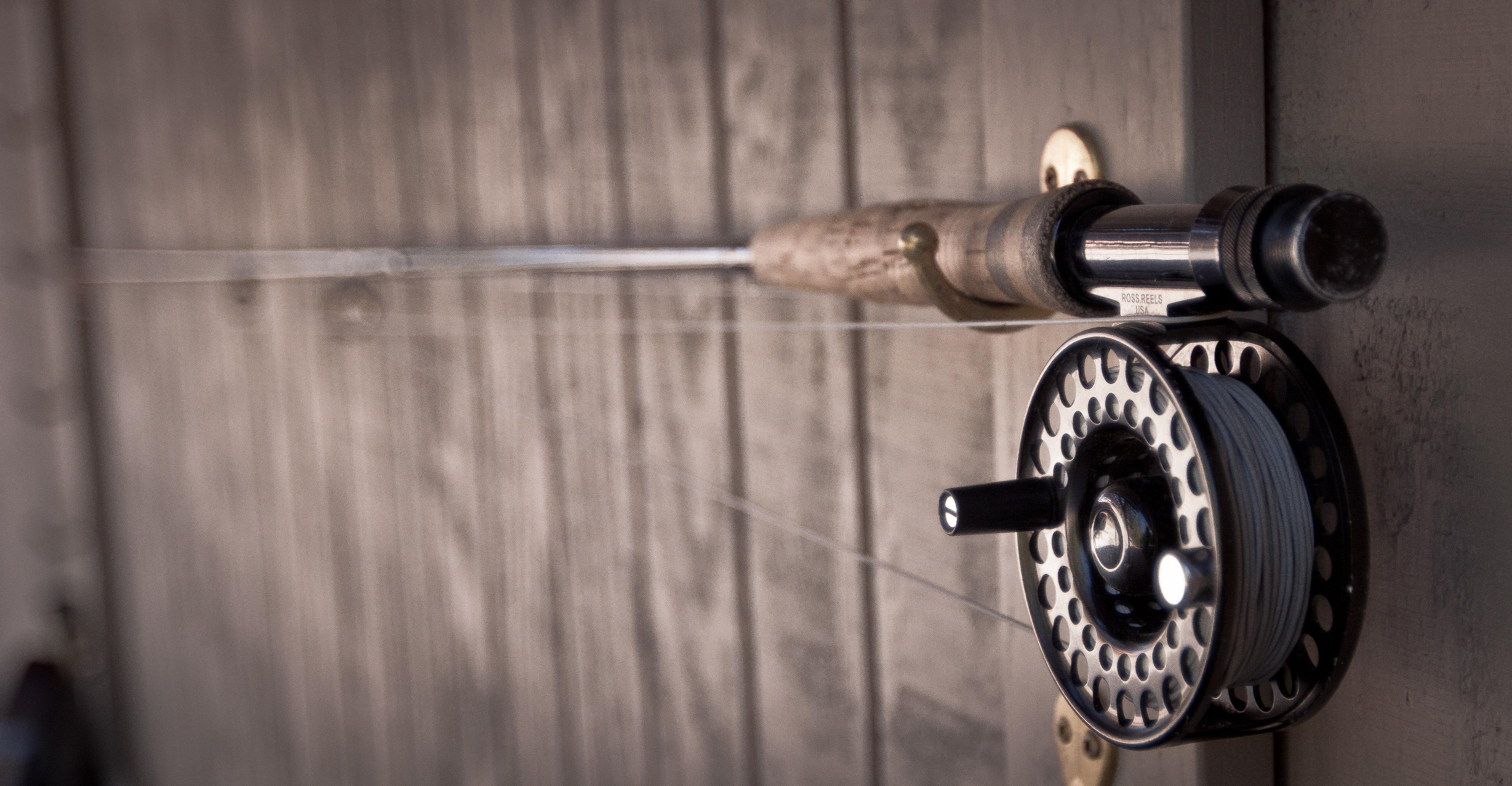 მეთევზის აღჭურვილობა საუკეთესო საჩუქარია ნაკლებად ემოციური მამაკაცებისთვს