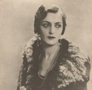 Княгиня Мэри Шарвашидзе-Эристави