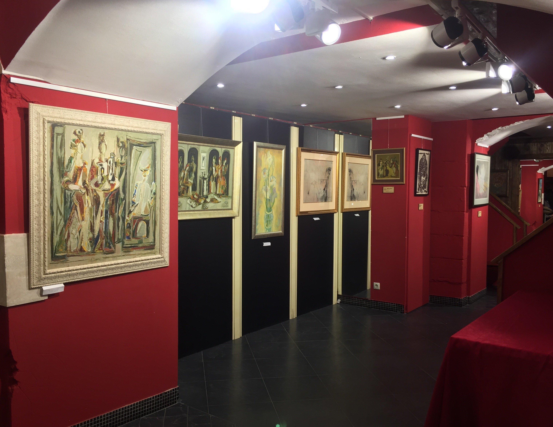 Выставка Тифлисъ — Эривань продлится в галерее Дрезден в Москве