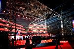 Тбилиси встретил Новый год праздничным концертом