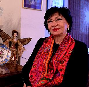 Нани Брегвадзе: желаю всей планете мира и надежды