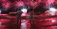 Салюты, новогодние купания и праздничные шоу – как в мире встретили 2017 год
