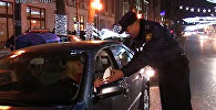 საპატრულო პოლიცია თბილისის ქუჩებში GEO