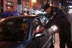 Подарки вместо штрафов: полиция поздравила водителей с Новым годом