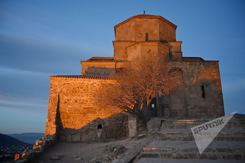 Храм Джвари VII века