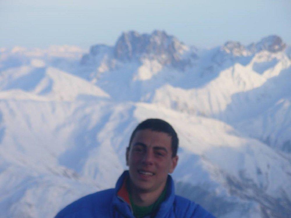 Георгий Тадумадзе: климат здесь, действительно. холоднее, в особенности, зимой