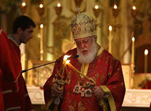 სრულიად საქართველოს კათოლიკოს–პატრიარქი ილია მეორე
