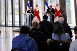 Президенты Грузии и Израиля осудили теракт в Иерусалиме