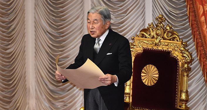 იაპონიის იმპერატორი აკიჰიტო