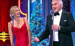 Вера Брежнева и Валерий Меладзе спели дуэтом