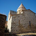 ეკლესია ღვთაება ანანურის ციხე-სიმაგრის ტერიტორიაზე