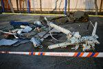 Поисково-спасательная операция на месте крушения самолета Ту-154