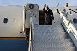 Госсекретарь США Джон Керри прибыл в Грузию