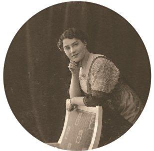 Анна Воронцова- Дашкова