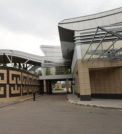მანასის აეროპორტი