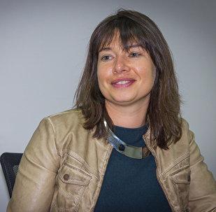 Француженка Марион Шамбат