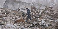 Крушение самолета в Кыргызстане
