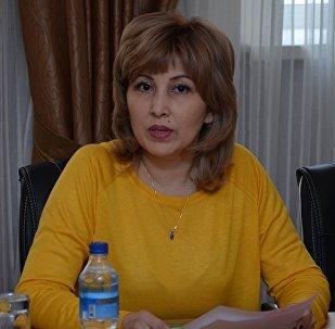 Акмарал Курманбаева