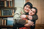 Участница проекта НТВ Ты - супер! Нана Вардзелашвили и педагог по вокалу Манони Манагадзе
