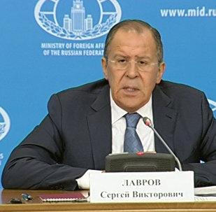 Лавров о вербовке российских дипломатов