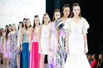 Модный показ в рамках ROMA Fashion WEEK