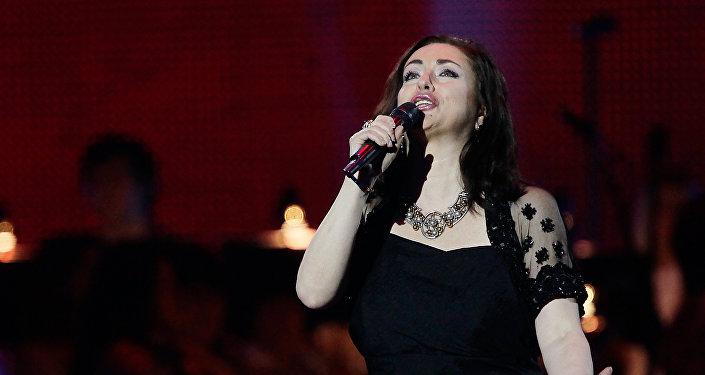 მომღერალი თამარ გვერდწითელი